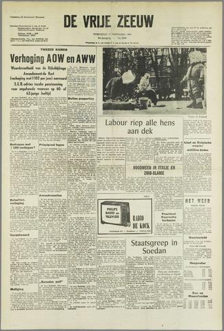 de Vrije Zeeuw 1964-11-11