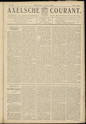 Axelsche Courant 1937-07-02