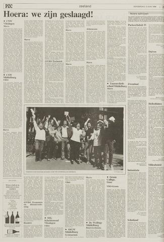 Ongebruikt Provinciale Zeeuwse Courant | 13 juni 1996 | pagina 20 GU-06
