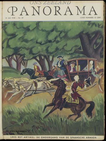 Ons Zeeland / Zeeuwsche editie 1938-07-21
