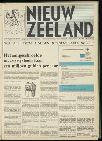 Nieuw Zeeland 1984-02-01