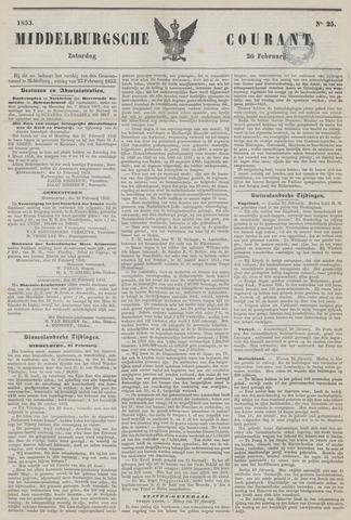 Middelburgsche Courant 1853-02-26