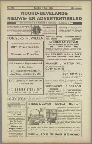 Noord-Bevelands Nieuws- en advertentieblad 1935-03-02