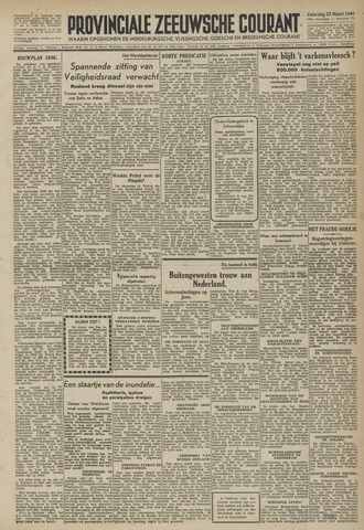 Provinciale Zeeuwse Courant 1946-03-23