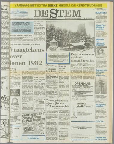 de Stem 1981-12-24