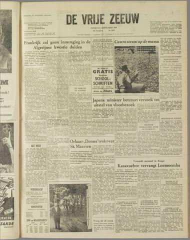 de Vrije Zeeuw 1960-09-06