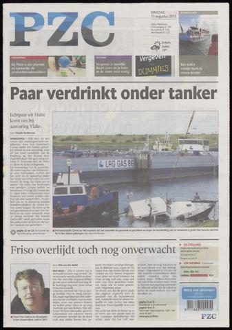 Provinciale Zeeuwse Courant 2013-08-13
