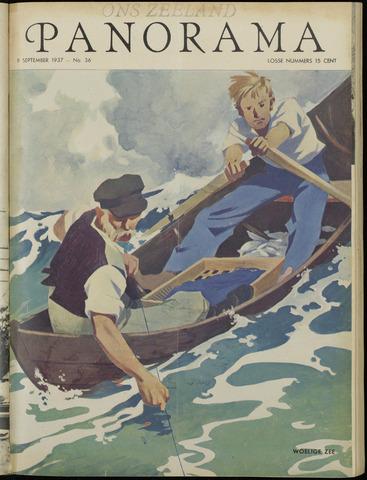 Ons Zeeland / Zeeuwsche editie 1937-09-09