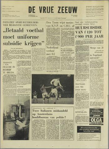 de Vrije Zeeuw 1969-11-06