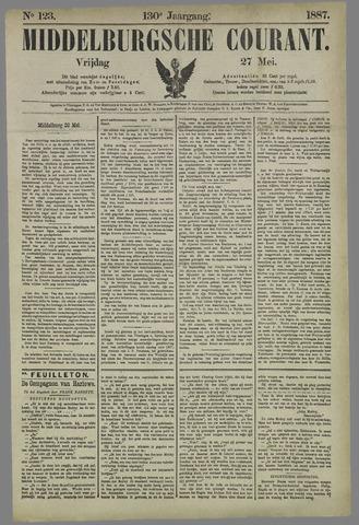 Middelburgsche Courant 1887-05-27