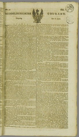 Middelburgsche Courant 1817-04-08