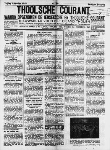 Ierseksche en Thoolsche Courant 1943-10-08