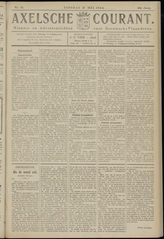 Axelsche Courant 1924-05-27