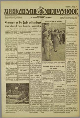Zierikzeesche Nieuwsbode 1959-10-22