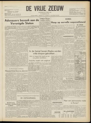 de Vrije Zeeuw 1953-04-09