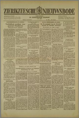 Zierikzeesche Nieuwsbode 1952-03-14