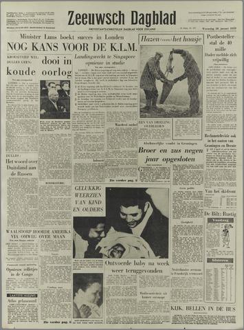 Zeeuwsch Dagblad 1959-01-28