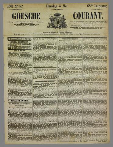 Goessche Courant 1881-05-03