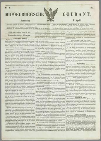 Middelburgsche Courant 1857-04-04