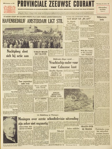 Provinciale Zeeuwse Courant 1963-10-23
