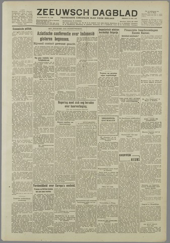 Zeeuwsch Dagblad 1949-01-21