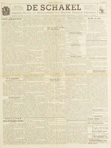 De Schakel 1946-09-20