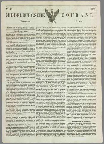 Middelburgsche Courant 1865-06-10