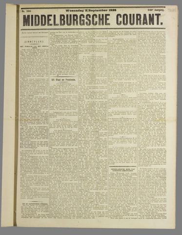 Middelburgsche Courant 1925-09-02