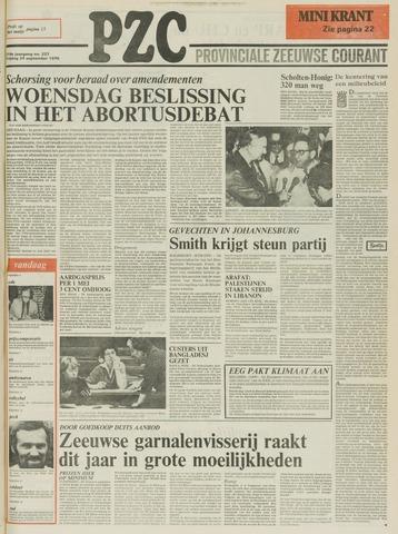 Provinciale Zeeuwse Courant 1976-09-24