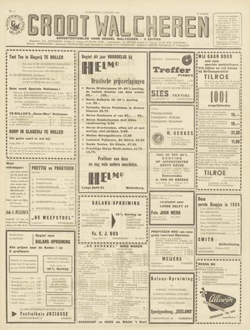Groot Walcheren 1964-01-09