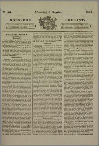 Goessche Courant 1845-10-06