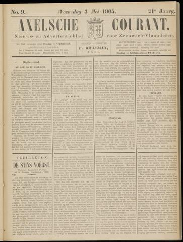 Axelsche Courant 1905-05-03