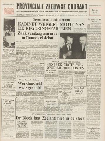 Provinciale Zeeuwse Courant 1969-02-06
