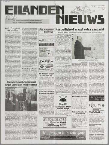 Eilanden-nieuws. Christelijk streekblad op gereformeerde grondslag 2000-12-15