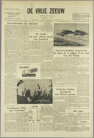 de Vrije Zeeuw 1963-01-24