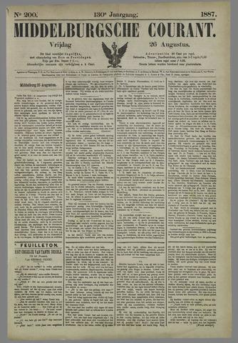 Middelburgsche Courant 1887-08-26