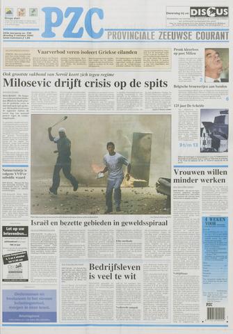 Provinciale Zeeuwse Courant 2000-10-03
