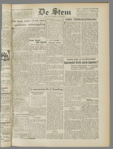 de Stem 1945-08-14