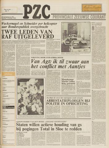 Provinciale Zeeuwse Courant 1978-10-14