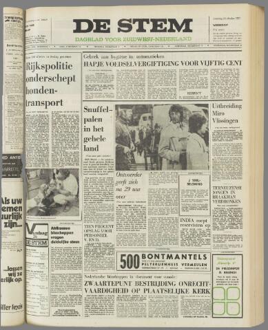 de Stem 1971-10-23