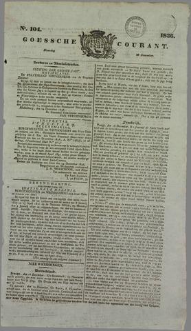 Goessche Courant 1836-12-26