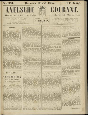 Axelsche Courant 1895-07-10