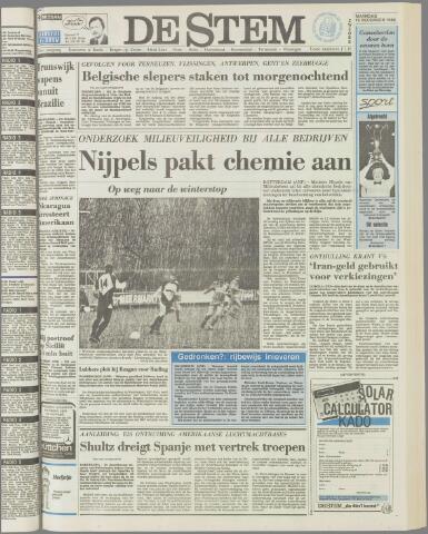 de Stem 1986-12-15
