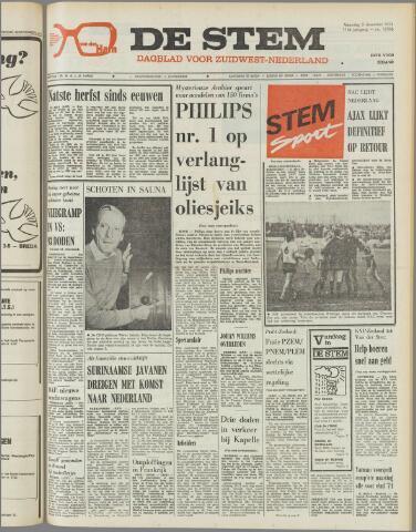 de Stem 1974-12-02