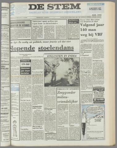 de Stem 1977-10-05