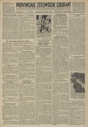 Provinciale Zeeuwse Courant 1942-06-08