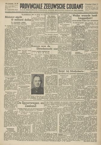 Provinciale Zeeuwse Courant 1947-03-19