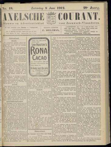 Axelsche Courant 1912-06-08