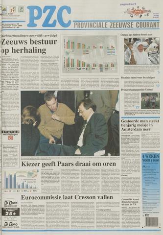 Provinciale Zeeuwse Courant 1999-03-04