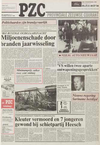 Provinciale Zeeuwse Courant 1985-01-02
